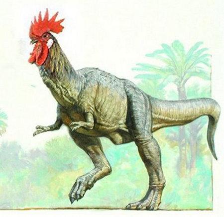 dino-chickens